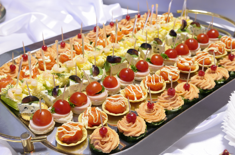 Catering Foods Ideas Go Fish 9 Tasty And Sustainable Seafood